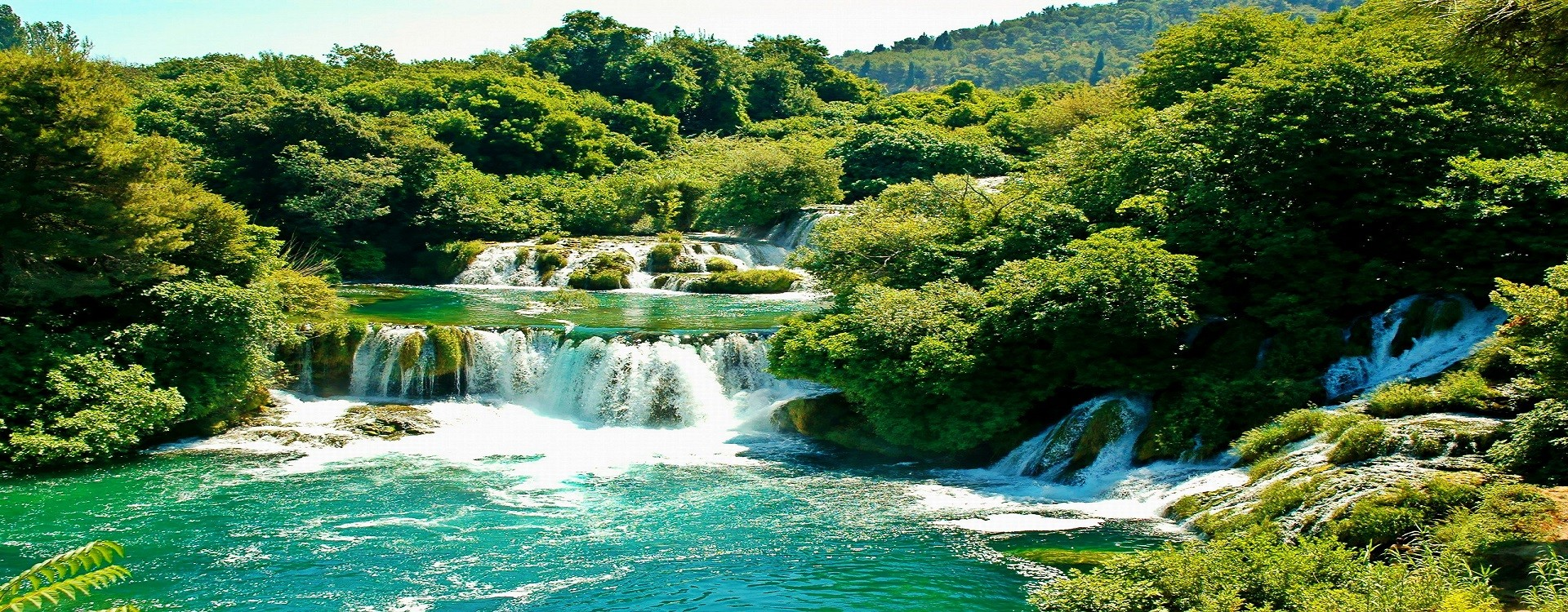 Nacionalni park Krka – udaljenost 40km